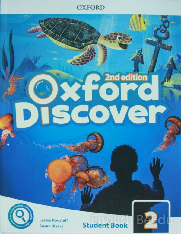 Oxford Discover Student Book 2