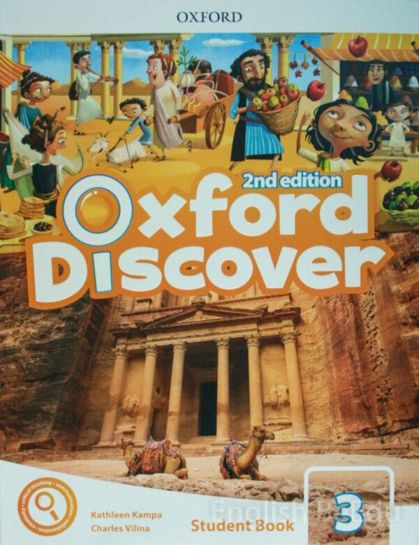 Oxford Discover Student Book 3