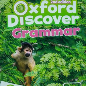 Oxford Discover Grammar 4 2nd