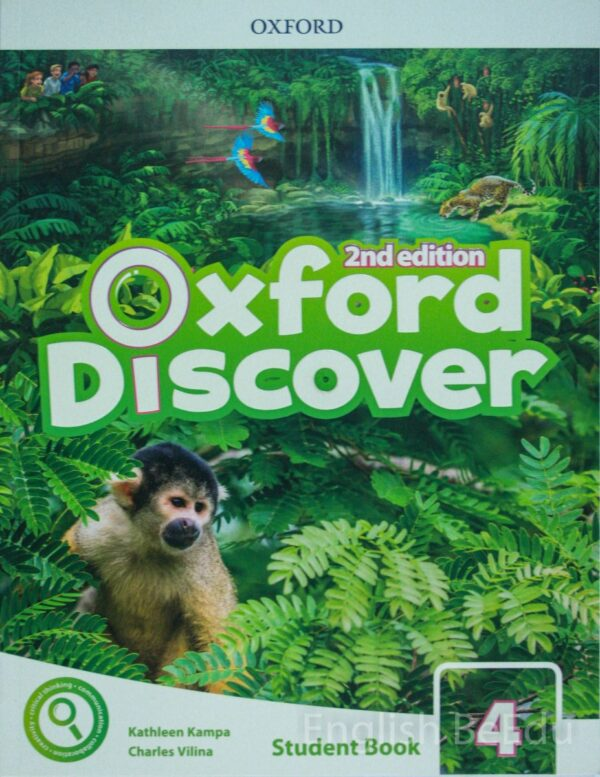 Oxford Discover Level 4 Student
