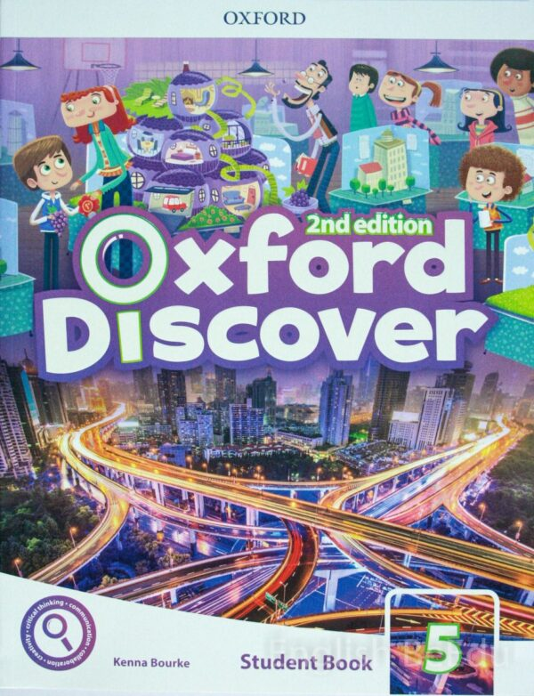 Oxford Discover Student Book 5