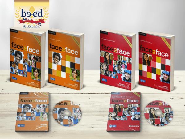 Pachet Cambridge face2face Starter