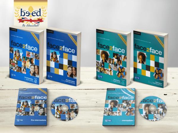 Pachet Cambridge face2face Pre-intermediate