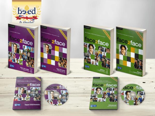 Pachet Cambridge face2face Intermediate