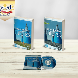 Pachet Level 4 Oxford Discover Futures