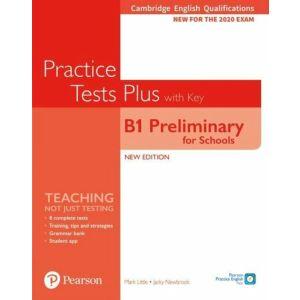 Practice Tests Plus B1 Preliminary