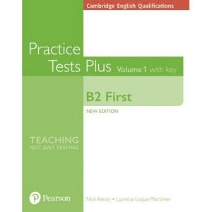 Practice Tests Plus B2 First Student's
