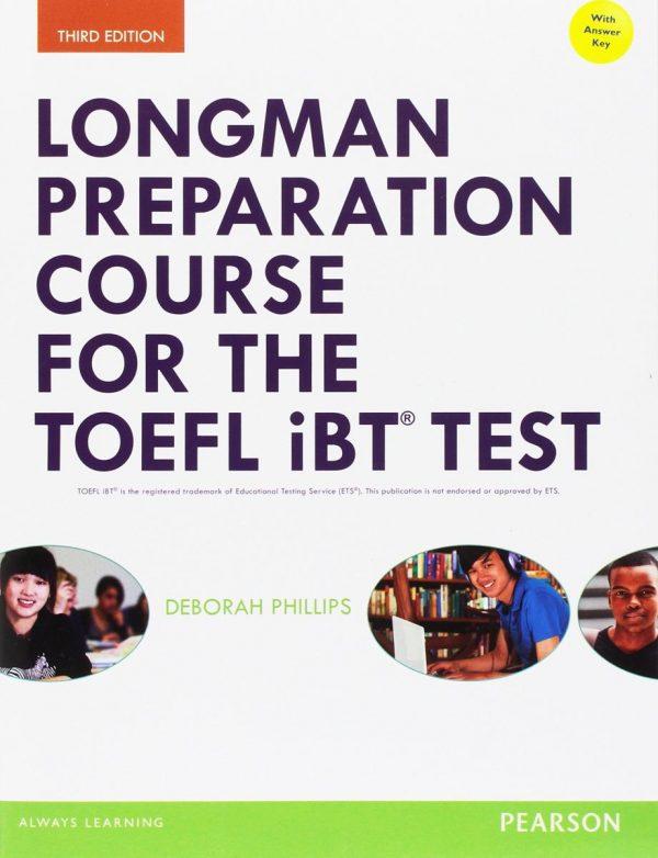 Longman Preparation Course TOEFL IBT