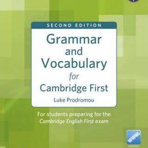 Grammar & Vocabulary for CFE